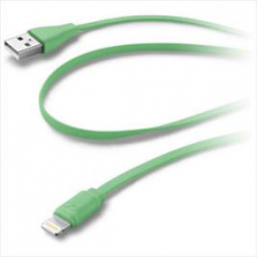 CELLULARLINE Flat USB Data Cable For iPhone USBDATACFLMFIIPH5G