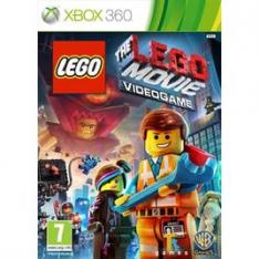 WARNER GAMES The Lego Movie Videogame Xbox 360