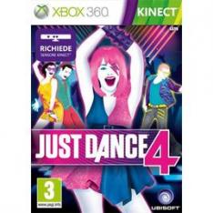 UBISOFT JUST DANCE 4 XBOX360