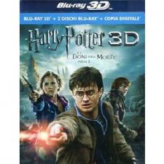 WARNER HOME VIDEO Harry Potter E I Doni Della Morte - Parte 02 (3D