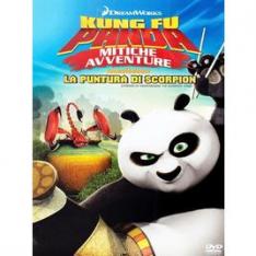 20TH CENTURY FOX Kung Fu Panda - Mitiche Avventure - La Puntura D