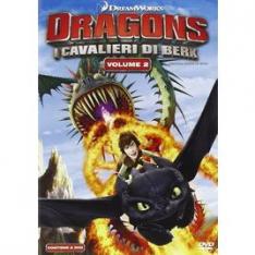 20TH CENTURY FOX Dragons - I Cavalieri Di Berk #02 (2 Dvd)