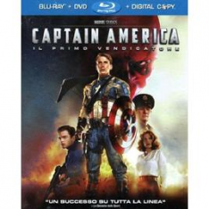 UNIVERSAL PICTURES Captain America (Blu-Ray+Dvd+Digital Copy)