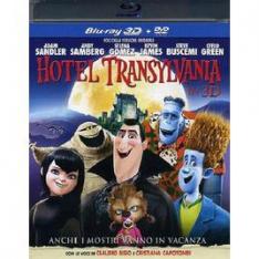 UNIVERSAL PICTURES Hotel Transylvania (Blu-Ray 3D+Dvd)