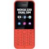 NOKIA 220 Dual SIM Red