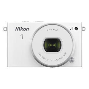 NIKON 1 J4+10-30MM VR White