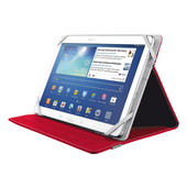 "TRUST Verso Universal Folio Stand for 10"" tablets - red"