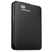 WESTERN DIGITAL 1TB Elements