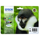 EPSON Multipack 4 colori Nero,Ciano,Magenta e Giallo
