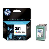 HP 351 Tri-color Inkjet Print Cartridge
