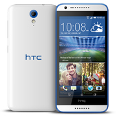 HTC Desire 620G 8GB Blu, Bianco