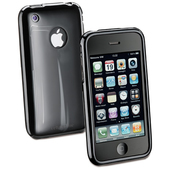 CELLULAR LINE Shoking Case IPhone 4G BLK
