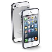 CELLULAR LINE BUMPPLUSIPHONE5BK custodia per cellulare
