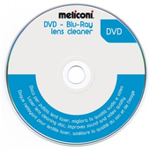 MELICONI DVD Cleaner