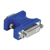HAMA Adapter 15-pin HDD Male Plug - DVI Analogue Female Jack