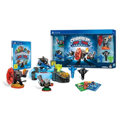 ACTIVISION Skylanders: Trap Team - Starter Pack Dark Edition, PS4