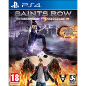 DEEP SILVER Saints Row IV Re-Elected Gat out of Hell - PS4