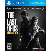 SONY The last of us remastered - PS4
