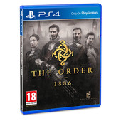 SONY The order: 1886 - PS4
