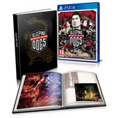 SQUARE ENIX Sleeping dogs: definitive edition - PS4