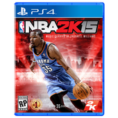 TAKE-TWO INTERACTIVE NBA 2K15, PS4