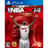 TAKE-TWO INTERACTIVE NBA 2K14, PS4