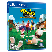 UBISOFT Rabbids Invasion, PS4
