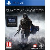 WARNER BROS La Terra di Mezzo: l'ombra di Mordor - PS4