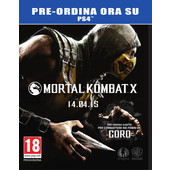 WARNER BROS Mortal Kombat X - PS4
