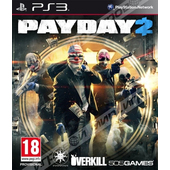 HALIFAX Payday 2, PS3