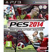 KONAMI Pro Evolution Soccer 2014, PS3