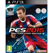 KONAMI Pro Evolution Soccer 2015, PS3