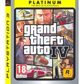 ROCKSTAR GAMES Grand Theft Auto IV, PS3
