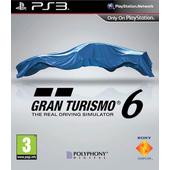 SONY Gran Turismo 6, PS3