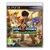 SONY Invizimals: The Lost Kingdom, PS3