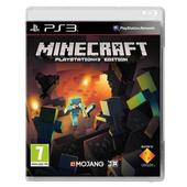 SONY Minecraft, PS3