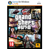 TAKE-TWO INTERACTIVE Grand Theft Auto: Episodes From Liberty City