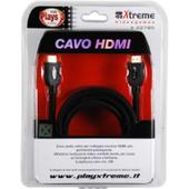 XTREME HDMI/HDMI, M/M, 1.8m