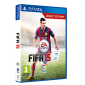ELECTRONIC ARTS FIFA 15, PS Vita