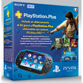 SONY PS Vita WiFi: Bundle