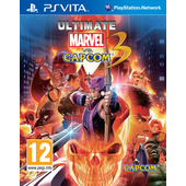 CAPCOM Ultimate Marvel vs.  3