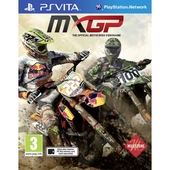 MILESTONE SRL MXGP: The official motocross videogame, PSVita