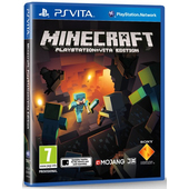 MOJANG Sony Minecraft, PS Vita