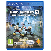 SONY Epic Mickey 2: The Power of Two, PS Vita