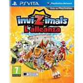 SONY Invizimals: L'Alleanza, PS Vita