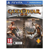 SONY God of War Collection, PS Vita