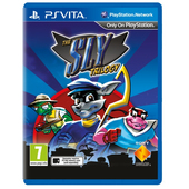 SONY The Sly Trilogy, PS Vita
