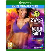 HALIFAX Zumba Fitness World Party, Xbox One