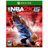 TAKE-TWO INTERACTIVE NBA 2K15, Xbox One