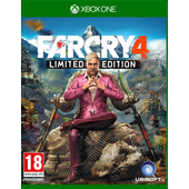 UBISOFT Far Cry 4: Limited Edition, Xbox One